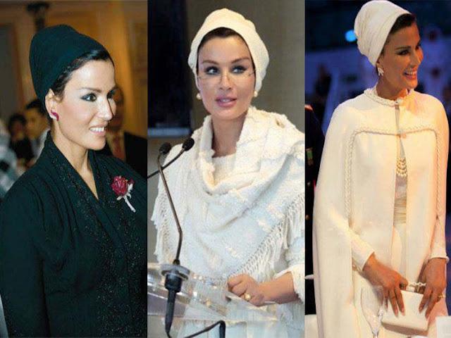 تعرف على أهم ممتلكات سيدة قطر الأولى الشيخة موزة لن تصدقوا