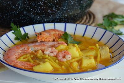 http://laempanalightdebego.blogspot.com.es/2016/10/cazuela-de-fideos-de-pescado-con-marisco.html