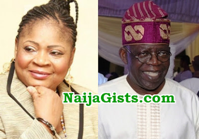 salawa abeni tinubu paralysis treatment