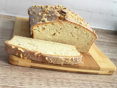 Ciasto z białek z lukrem