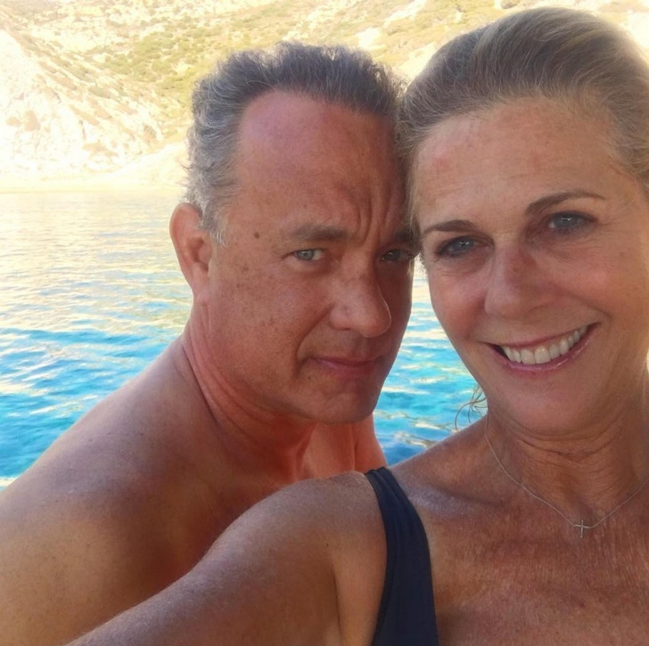 Tom Hanks, Married For 31 Years, Reveals 6 Rules Of A Happy Marriage