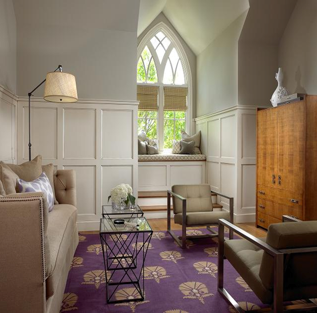 Gothic Revival Beckwith Interiors