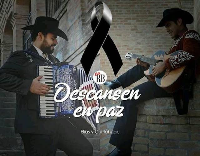 """Ya fueron ejecutados encuentran a 2 integrantes de """"Los Norteños del Río Bravo"""" habían sido levantados por comando armado!!"""