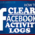 Easily Clear all Facebook Activities from FB Log