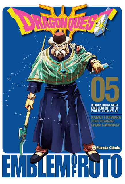 "Reseña de ""Dragon Quest: Emblem of Roto"" vol.5 de Kamui Fujiwara - Planeta Cómic"