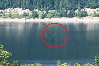 Inikah Penampakan Loch Ness yang Misterius?