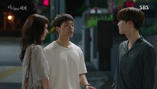 Sinopsis Reunited Worlds Episode 11
