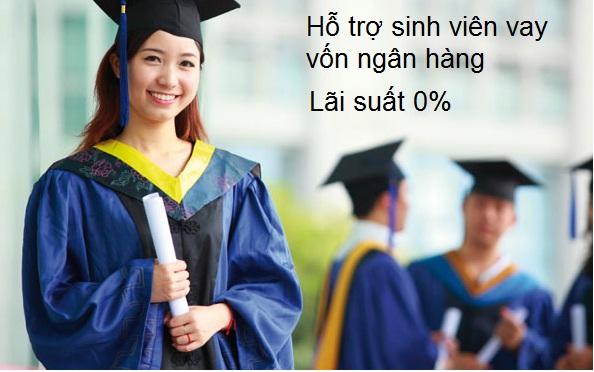 Hỗ trợ vay vốn ngân hàng cho sinh viên vay vốn ngân hàng