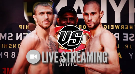 Live Streaming List: Lomachenko vs Pedraza Boxing Fight 2018