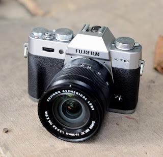 Jual Fujifilm XT10 Mirrorless Bekas