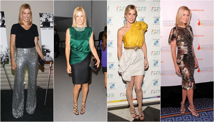 Mary Alice Stephenson style chic and glam looks