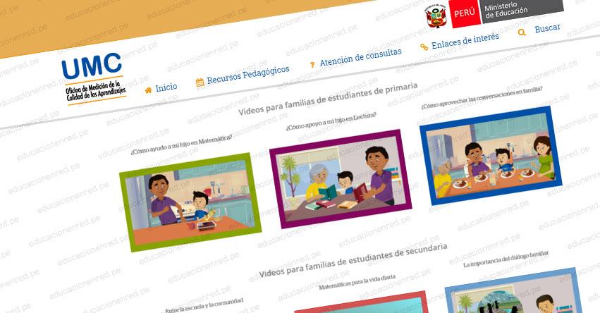 MINEDU: Videos animados brindan recomendaciones para fortalecer aprendizajes desde el hogar - www.minedu.gob.pe