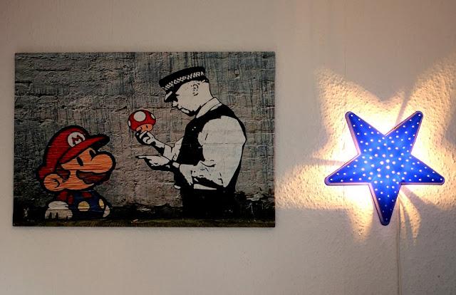 Wandbild Street Art von bimago.de