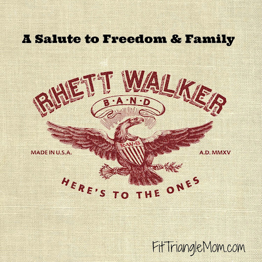 Here's To The Ones- A Salute to Freedom & Family