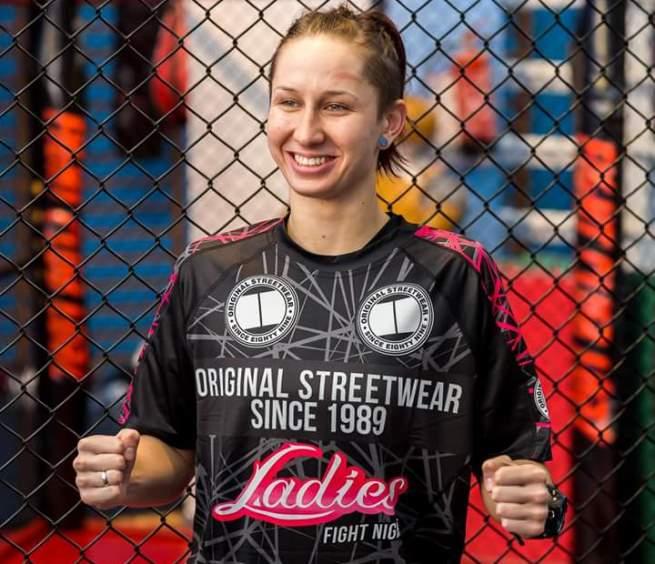 Młody talent - Kasia Biegajło - MMA Biznes