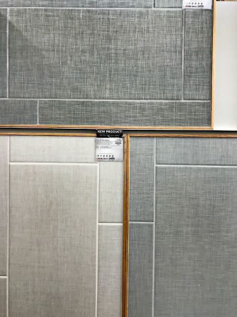 Tile that looks like linen