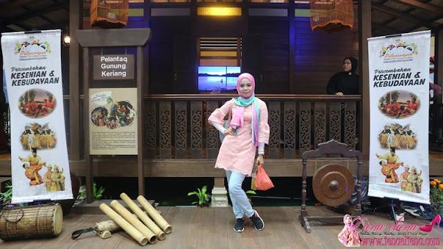 Pelantang Gunung Keriang Kampung Pisang  MAHA 2018