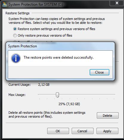 Cara Alternatif Mengatasi Drive C yang Penuh Dengan Sendirnya