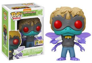 Teenage Mutant Ninja Turtles - Baxter Stockman.
