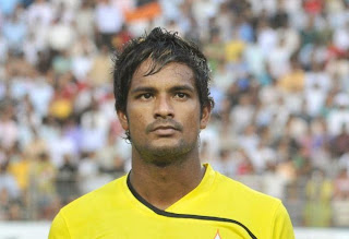 Arjuna Award for Subrata Paul