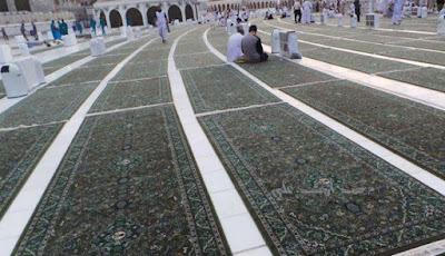 Karpet Masjidil Haram