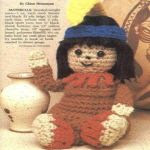 patron gratis muñeca india amigurumi | free pattern amigurumi Indian doll