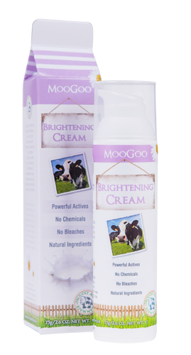 Hyperpigmentation MooGoo Brightening Cream