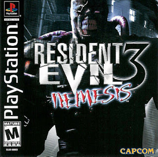 Resident Evil 3 Nemesis- (PS1) 1999