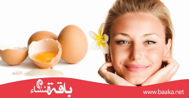 15 من افضل ماسكات البيض للعناية بالبشرة