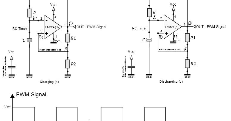 pulse generator astable multivibrator circuit diagram tradeoficastable multivibrator ii circuit diagram tradeoficcom indexlm324 block diagram wiring diagramhow to design lm324 astable multivibrator