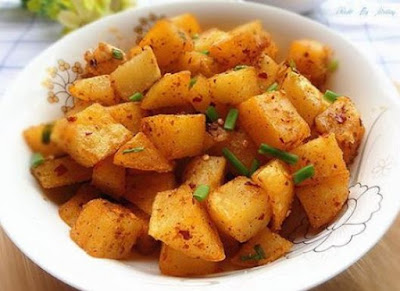 Spicy Potatoes