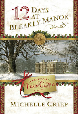 Heidi Reads... 12 Days at Bleakly Manor by Michelle Griep