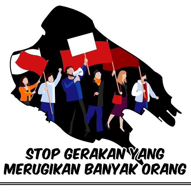 PPP Jawa Barat: People Power Rugikan Masyarakat