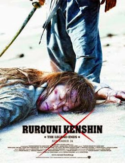 Rurouni Kenshin 3: La leyenda termina