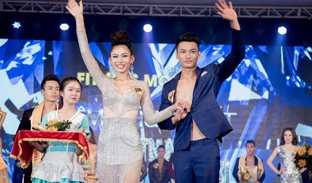 [Video] Chung kết VietNam Fitness Model 2017
