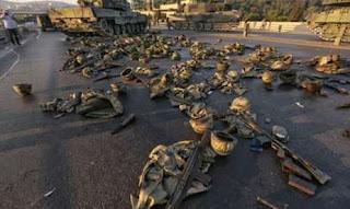 απόπειρα στρατιωτικού πραξικοπήματος