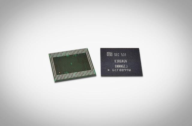 12Gb LPDDR4 DRAM