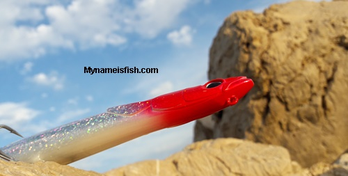 HYDRA RED HEAD LURE