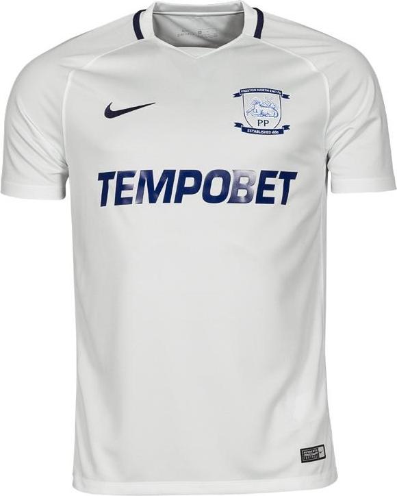 Nike divulga as novas camisas do Preston North End - Show de Camisas 7b014a1b7cceb