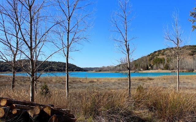 Lagunas de Ruidera. Laguna Tomilla