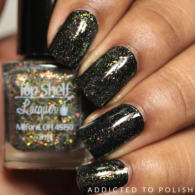 Top Shelf Lacquer Happy Elf