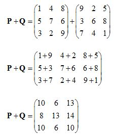 12 Contoh Soal Matriks Ordo 3x3 Dan Penyelesaiannya Kumpulan Contoh Soal