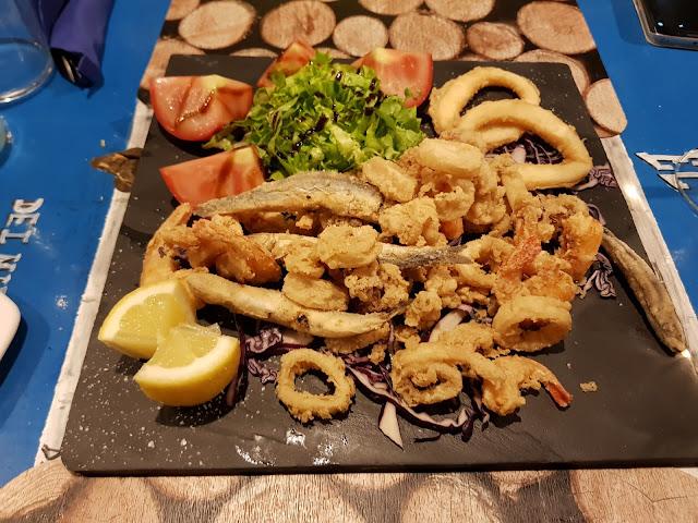 Cena da El bounty-Puerto del Rosario-Fuerteventura