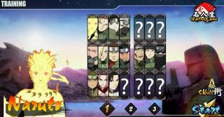 Naruto Senki Apk Mod Full Character Versi Terbaru 2018
