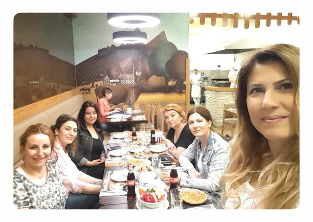Pideköy de İftar Yemeği