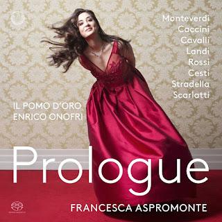 Prologue - Francesca Aspromonte - Pentatone