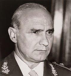 Alfredo Oscar Saint-Jean - Presidentes de la República Argentina - Presidentes Argentinos