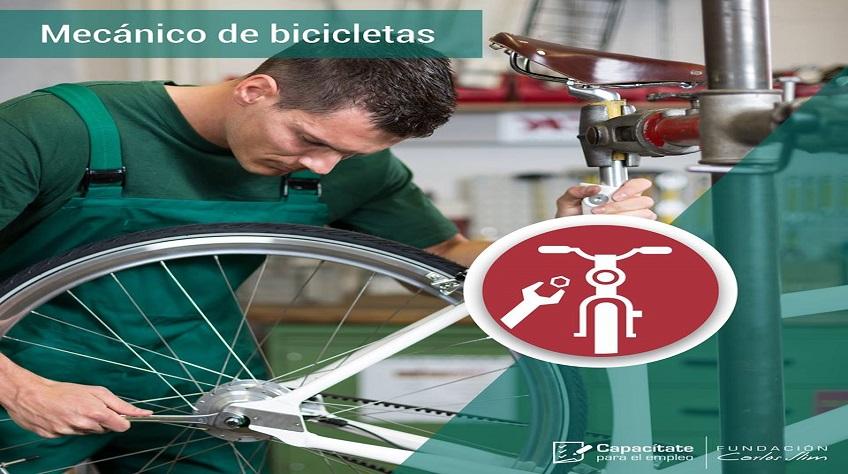 Aprender mecánico de bicicletas - Carlos Slim