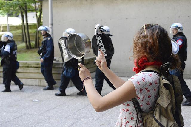 Rentrée à l'Université de Montréal, jour 2, 28 août 2012 [photos David Champagne]