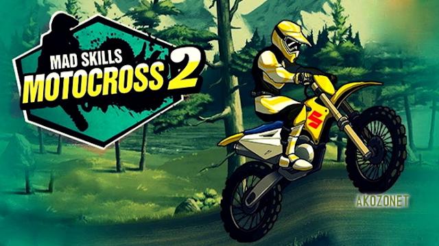 Mad Skills Motocross 2 Mod Apk v2.6.0 Terbaru Gratis (Unlocked)